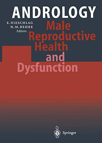 9783540616160: Andrology: Male Reproductive Health and Dysfunction