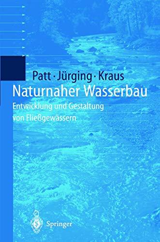 9783540616665: Naturnaher Wasserbau: Entwicklung Und Gestaltung Von Flie Gew Ssern (German Edition)