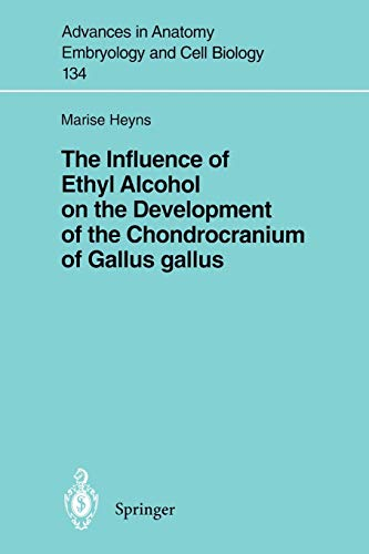 The Influence of Ethyl Alcohol on the: M. Heyns