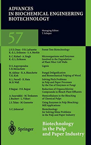 Biotechnology in the Pulp and Paper Industry: Karl-Erik L. Eriksson
