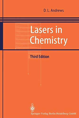 9783540619826: Lasers in Chemistry