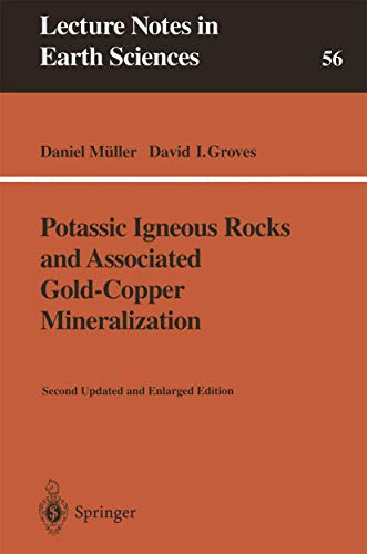 9783540620754: Potassic Igneous Rocks and Associated Gold-Copper Mineralization (Lecture Notes in Earth Sciences)