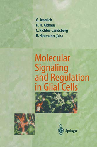 9783540620761: Molecular Signaling and Regulation in Glial Cells: A Key to Remyelination and Functional Repair