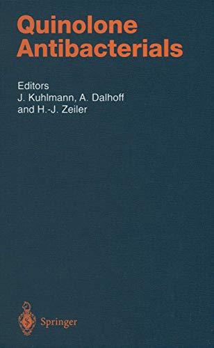 9783540625124: Quinolone Antibacterials (Handbook of Experimental Pharmacology)