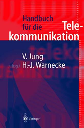 9783540626312: Handbuch Fur Die Telekommunikation (English and German Edition)