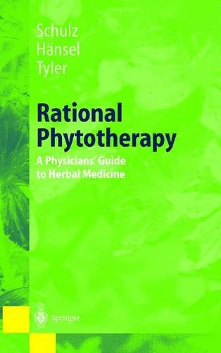 9783540626480: Rational Phytotherapy: A Physician's Guide to Herbal Medicine