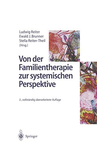 9783540626831: Von Der Familientherapie Zur Systemisch