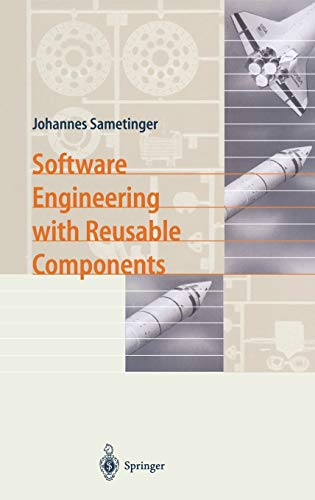 Software Engineering with Reusable Components - Sametinger, Johannes