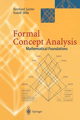 9783540627715: Formal Concept Analysis: Mathematical Foundations