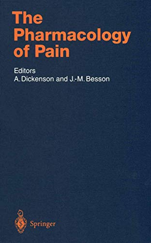 9783540627852: The Pharmacology of Pain (Handbook of Experimental Pharmacology)