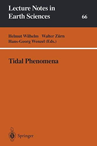 9783540628330: Tidal Phenomena (Lecture Notes in Earth Sciences)