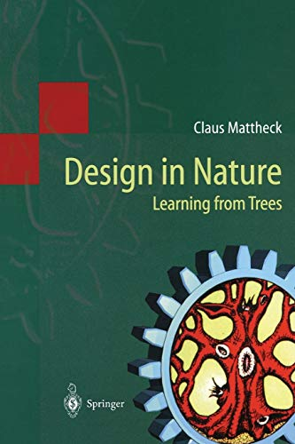 9783540629375: Design in Nature: Learning from Trees