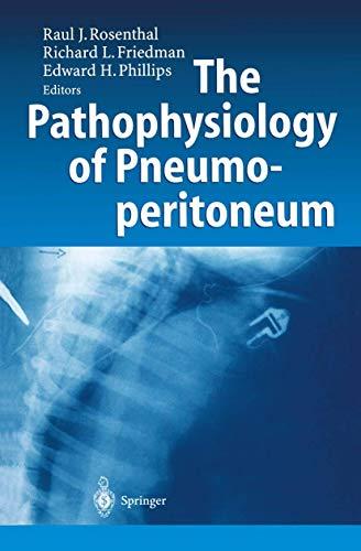 9783540630159: The Pathophysiology of Pneumoperitoneum