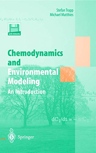 9783540630968: Chemodynamics and Environmental Modeling: An Introduction