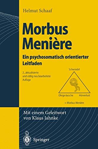 9783540632047: Morbus Meniere: Ein Psychosomatisch Orientierter Leitfaden