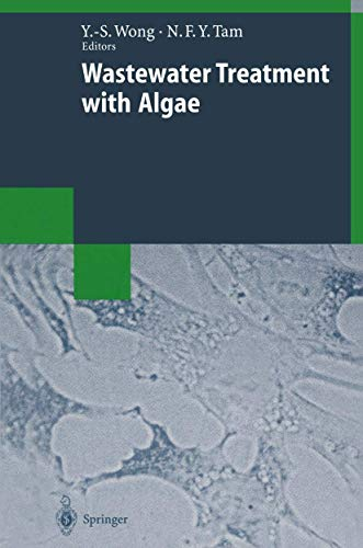 9783540633631: Wastewater Treatment with Algae (Biotechnology Intelligence Unit)