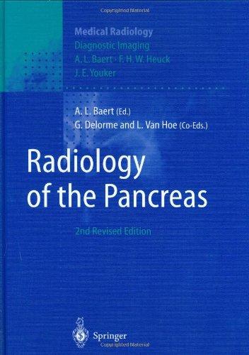 9783540634799: Radiology of the Pancreas (Medical Radiology / Diagnostic Imaging)