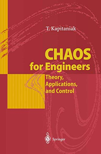 9783540635154: Chaos for Engineers: Theory, Applications, and Control