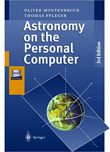 9783540635215: Astronomy on the Personal Computer