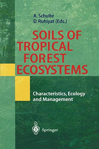 Soils of Tropical Forest Ecosystems: Daddy Ruhiyat