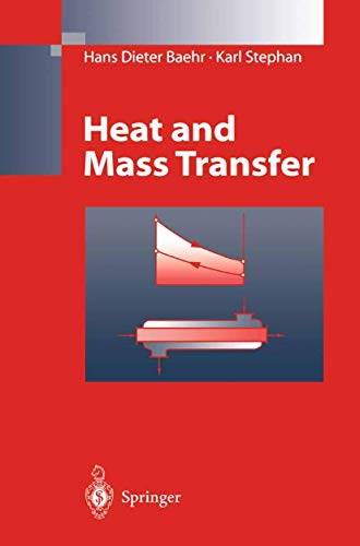 9783540636953: Heat and Mass-Transfer