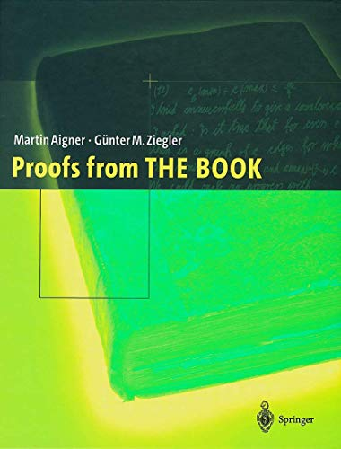 9783540636984: Proofs from THE BOOK