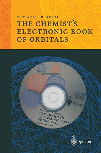 9783540637264: The Chemist's Electronic Book of Orbitals (Book & CD-ROM)