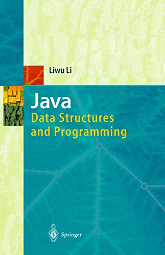9783540637639: Java: Data Structures and Programming