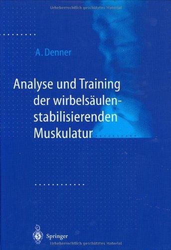 9783540638063: Analyse und Training der wirbelsäulenstabilisierenden Muskulatur (German Edition)