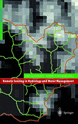 9783540640752: Remote Sensing in Hydrology and Water Management
