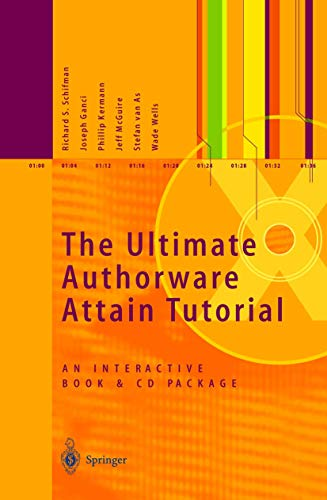 The Ultimate Authorware Tutorial (with CD-ROM): Schifman, Richard S.,