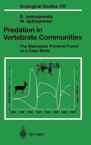 Predation in Vertebrate Communities: Bogumila Jedrzejewska