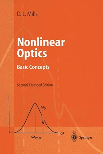 9783540641827: Nonlinear Optics: Basic Concepts