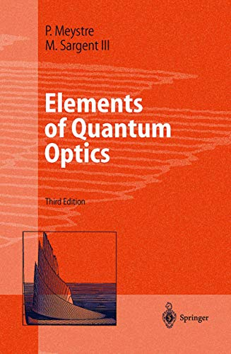 9783540642206: Elements of Quantum Optics