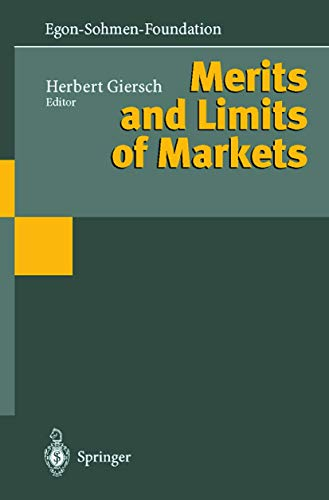 Merits and limits of markets.