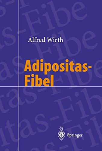 9783540645313: Adipositas-Fibel