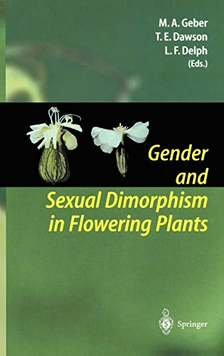 9783540645979: Gender and Sexual Dimorphism in Flowering Plants