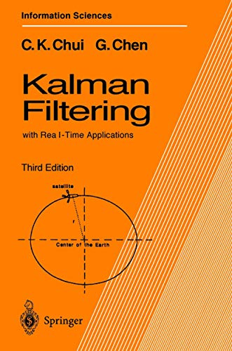 9783540646112: Kalman Filtering: With Real-Time Applications (Springer Series in Information Sciences)