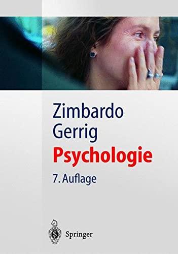 Psychologie: Zimbardo, Philip G.,