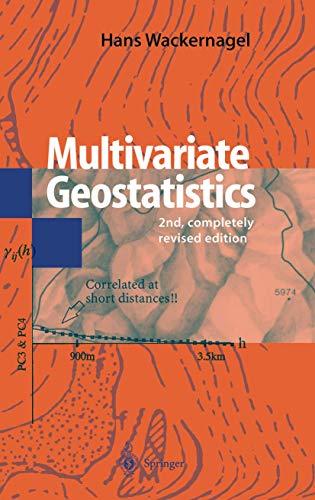 9783540647218: Multivariate Geostatistics