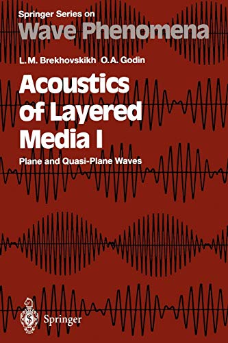9783540647249: Acoustics of Layered Media I: Plane and Quasi-Plane Waves (Springer Series on Wave Phenomena)