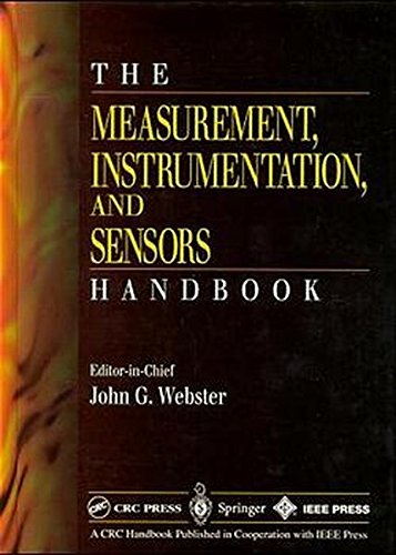 9783540648307: The Measurement, Instrumentation and Sensors Handbook (Electrical Engineering Handbook)