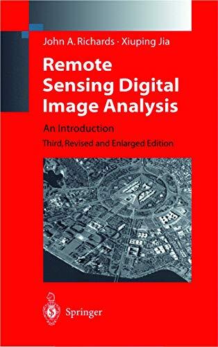 9783540648604: Remote Sensing Digital Image Analysis: An Introduction