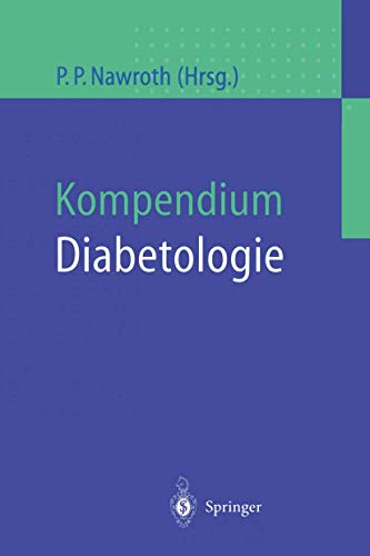 9783540648994: Kompendium Diabetologie