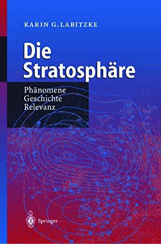 9783540650003: Die Stratosph�re