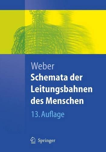 Schemata der Leitungsbahnen des Menschen von Eduard: Eduard M. W.