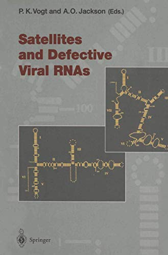 Satellites and Defective Viral RNAs: Zogt & Jackson