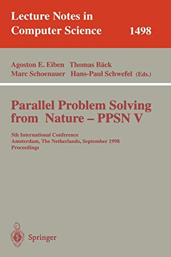 Parallel Problem Solving from Nature - PPSN