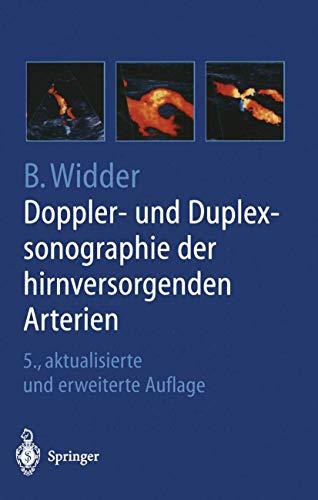 9783540652755: Doppler- und Duplexsonographie der hirnversorgenden Arterien