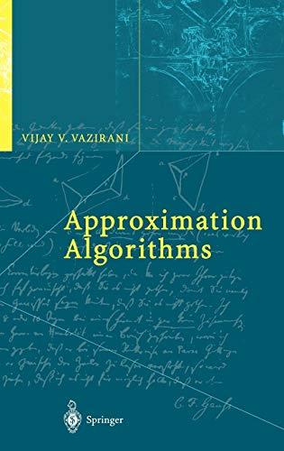 9783540653677: Approximation Algorithms